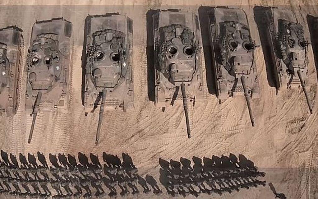 Το εντυπωσιακό βίντεο-μήνυμα του Ελληνικού Στρατού (vd)