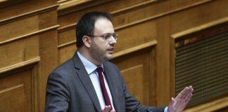 Θεοχαρόπουλος: «Όσοι αμαυρώνουν την επέτειο του Πολυτεχνείου απαξιώνουν τη φοιτητική εξέγερση»