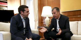 Θεοδωράκης: «Ούτε ένα μυστικό ραντεβού με τον Τσίπρα»
