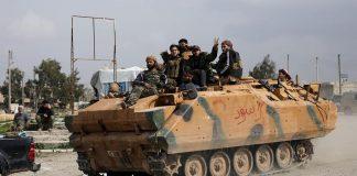 Τουρκική πρωτοβουλία για την εδαφική ακεραιότητα της Συρίας