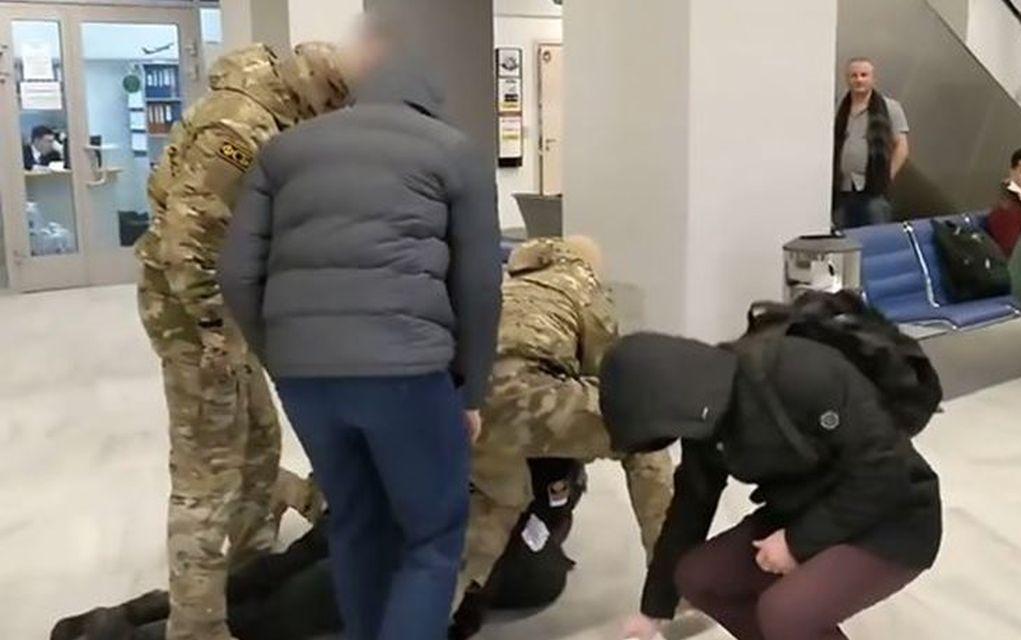 Η Ρωσία έδωσε στη δημοσιότητα βίντεο με σύλληψη ενός τζιχαντιστή