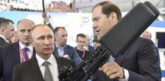 Αυτοκατέστρεψαν τα αποθέματα χημικών όπλων οι Ρώσοι