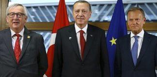 Η Τουρκία «γκρεμίζει» τη συμφωνία με ΕΕ για το προσφυγικό