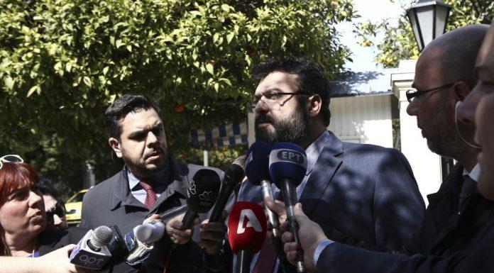Βασιλειάδης: «Ουδέποτε ο πρόεδρος της ΕΠΟ μου ζήτησε οριστική διακοπή»