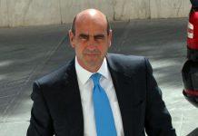 Εκτός ψηφοδελτίων της ΝΔ ο Γ. Βουλγαράκης - Το παράπονο που εξέφρασε
