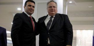 Κοτζιάς για Σκοπιανό: «Καλή συμφωνία, κακή αξιωματική αντιπολίτευση»