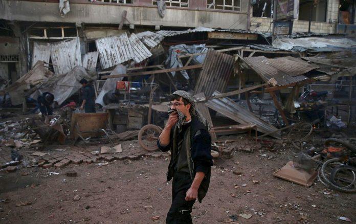 ΟΗΕ: Αποχωρεί ο ειδικός απεσταλμένος για τη Συρία