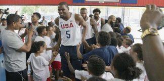Λίστα αστεριών από τον Πόποβιτς για Παγκόσμιο και Ολυμπιακή ομάδα των ΗΠΑ