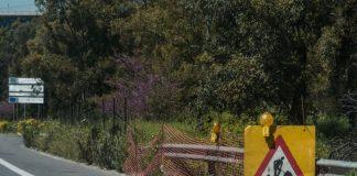 Έργα συντήρησης στο δρόμο Θεσσαλονίκης-Σταυρού-Ολυμπιάδος και στη Ν. Απολλωνία