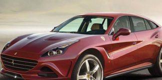 Το πρώτο SUV της Ferrari με υβριδικό σύστημα!