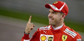 Formula 1: Φέτελ με σπασμένα... ελαστικά στο Μπαχρέιν!