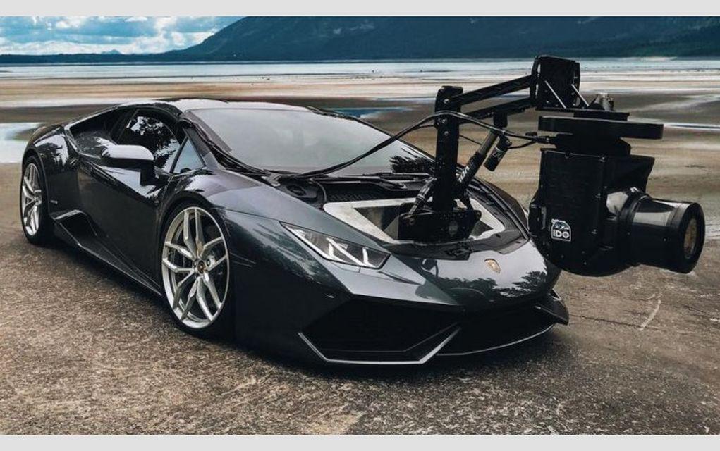Lamborghini Huracam, η πιο γρήγορη κάμερα στον κόσμο!