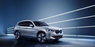 Το πρώτο ηλεκτρικό μοντέλο της BMW παρουσιάστηκε στο Πεκίνο
