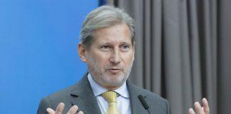 Για παρεξήγηση κάνει λόγο ο Χαν περί των συνόρων Ελλάδας - Αλβανίας