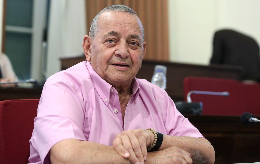 Πέθανε ο εκδότης Γιώργος Κουρής σε ηλικία 81 ετών