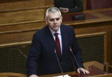 Χαρακόπουλος: «Ο Τσίπρας άκουγε τον Ζάεφ να μιλά για Μακεδόνες και χαμογελούσε»