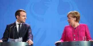 Μακρόν: «Ισχυρές οι σχέσεις μας με τη Γερμανία»