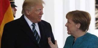 Σήμερα η συνάντηση Τραμπ –Μέρκελ