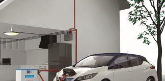 Γερμανία: Το Leaf της Nissan εγκρίθηκε για χρήση του ηλεκτρικού δικτύου
