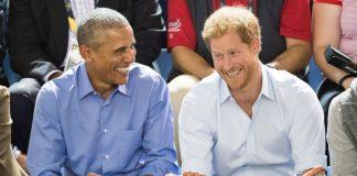 Ούτε οι Τραμπ και Ομπάμα στο γάμο του πρίγκιπα Χάρι!