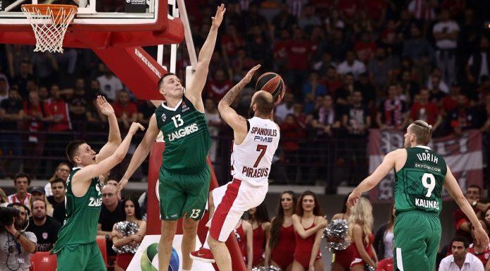 Με την πλάτη στον τοίχο ο Ολυμπιακός, ήττα από τη Ζαλγκίρις