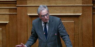 Λυκούδης: «Ο ΣΥΡΙΖΑ δεν ανήκει στο προοδευτικό μέτωπο»