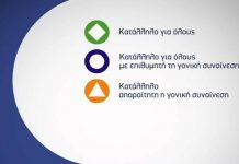 Την αλλαγή σήμανσης στα προγράμματα τηλεόρασης προτείνει το ΕΣΡ