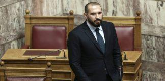 Τζανακόπουλος: Δεδομένη η απόλυτη πλειοψηφία για τη Συμφωνία των Πρεσπών