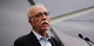 Βίτσας: «Ο Ρουβίκωνας είναι μία πολύ περίεργη πολιτική ομάδα»