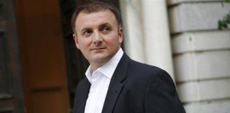 Ο Β. Γάκης καλεί σε αντίσταση για τη Συμφωνία των Πρεσπών