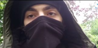 Βίντεο με τον τρομοκράτη του Παρισιού δημοσίευσε το Ισλαμικό Κράτος (vd)