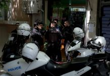 Αστυνομικός της ομάδας «Ζ» έσωσε βρέφος