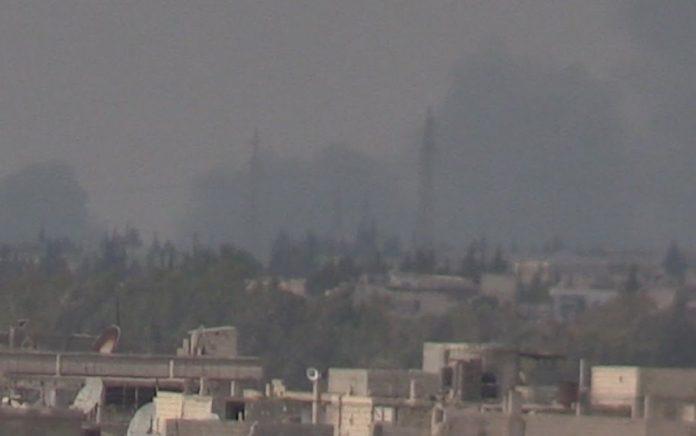 «Βλέπουν» χρήση χημικών όπλων στη Συρία οι ΗΠΑ