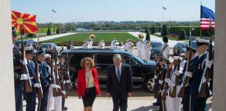 ΗΠΑ σε ΠΓΔΜ: Πρώτα λύση και μετά ένταξη στο ΝΑΤΟ