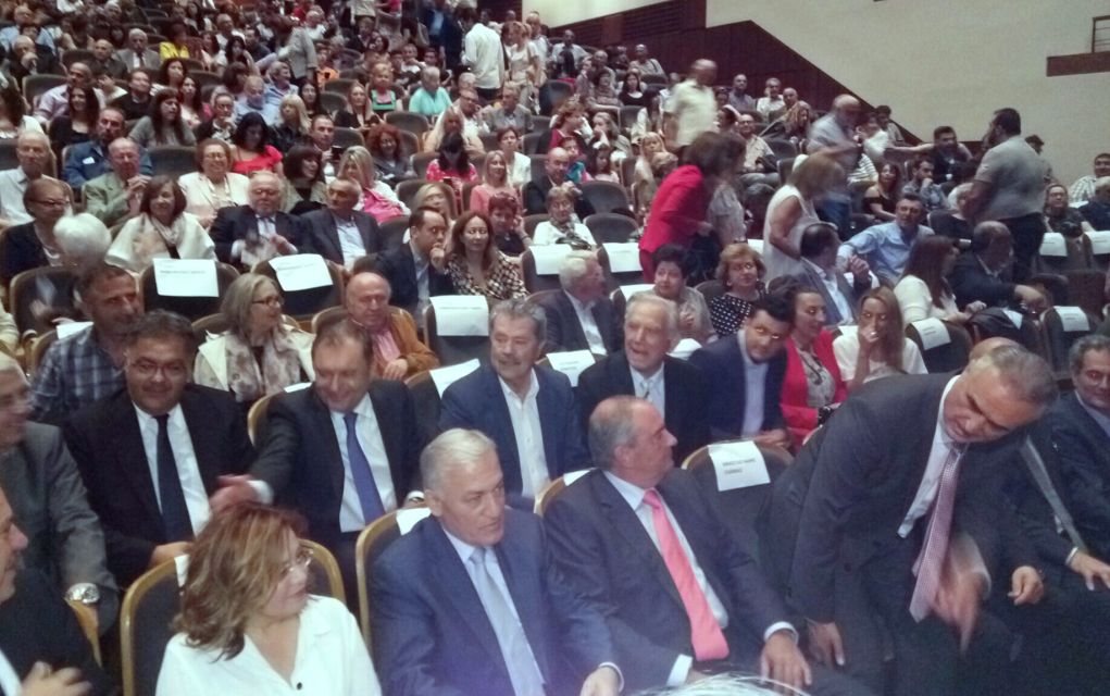 Τιμήθηκε ο Πόντιος κοσμοναύτης Θεόδωρος Γιουρτσίχιν-Γραμματικόπουλος