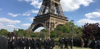Παραλύει ο δημόσιος τομέας στη Γαλλία