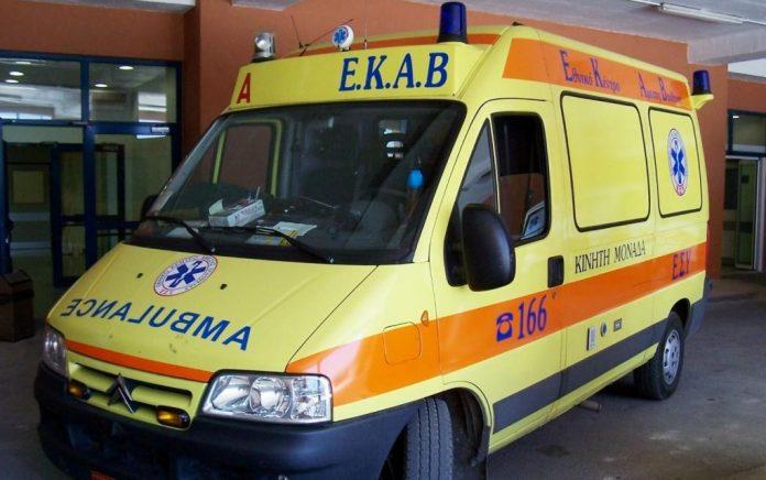 Σοβαρό τροχαίο στα Τρίκαλα με θύμα έναν 16χρονο