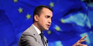 Ντι Μάιο: «Άτοπο το ότι νευρίασε η γαλλική κυβέρνηση με την Ιταλία»