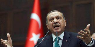 Ερντογάν: «Οι κυρώσεις δεν μπορούν να χρησιμοποιούνται ως όπλο»