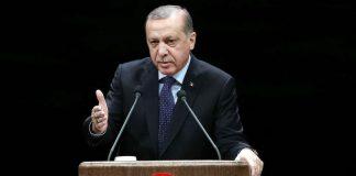 Ερντογάν: «Η Τουρκία είναι μια χώρα υπό πολιορκία»