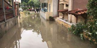 «Πολυκυταρρική» η χθεσινή καταιγίδα που έπληξε τη Θεσσαλονίκη
