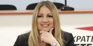 Γεννηματά: «Τους πολίτες ενδιαφέρουν πότε θα φύγουν οι ΣΥΡΙΖΑΝΕΛ, όχι οι ΑΝΕΛ»