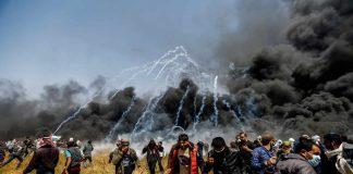 Επιδρομές Ισραηλινών στη Λωρίδα της Γάζας