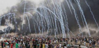 Επεισόδια με δεκάδες τραυματίες στη Λωρίδα της Γάζας