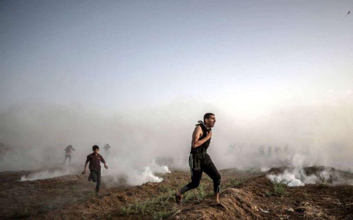 Γάζα: Άλλος ένας Παλαιστίνιος νεκρός – Στους 176 οι θάνατοι από ισραηλινά πυρά