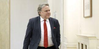 Γ. Κατρούγκαλος: «Θα χρειαστεί χειρουργείο για τον τραυματισμό μου»