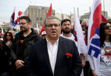 Κουτσούμπας: «Το ΚΚΕ παλεύει για ένα καλύτερο αύριο των πολιτών»
