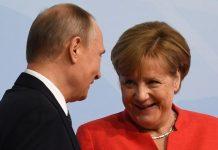 Μέρκελ: «Αναγκαία μία συνεργασία με τη Ρωσία»
