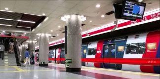 Νέα γραμμή μετρό χωρίς οδηγό σκοπεύει να αποκτήσει το Πεκίνο
