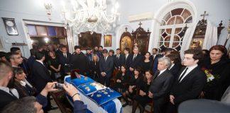 Σήμερα στα Χανιά το ετήσιο μνημόσυνο του Κ. Μητσοτάκη